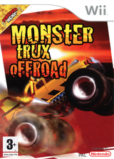 Monster Trux Offroad Wii cover (RTQPUG)
