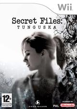 Secret Files: Tunguska Wii cover (RTUFKM)
