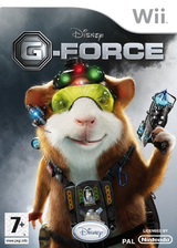 G-Force Wii cover (RUEX4Q)