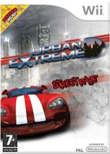 Urban Extreme: Street Rage Wii cover (RUXXUG)