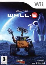 WALL•E Wii cover (RWAZ78)