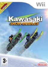 Kawasaki Snow Mobiles Wii cover (RWBXUG)
