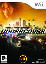 Need for Speed: Undercover Wii cover (RX9P69)