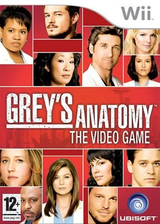 Grey's Anatomy: The Video Game Wii cover (RXLP41)