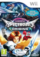 Spectrobes: Origins Wii cover (RXXP4Q)