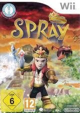 SPRay Wii cover (RYIPNK)
