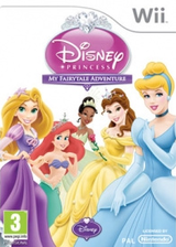 Disney Princess: My Fairytale Adventure Wii cover (S3PP4Q)