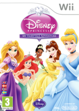 Disney Princess: My Fairytale Adventure Wii cover (S3PX4Q)