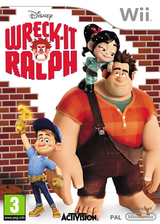 Wreck-It Ralph Wii cover (S6RP52)