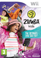 Zumba Kids: The Ultimate Zumba Dance Party Wii cover (S7FPGT)