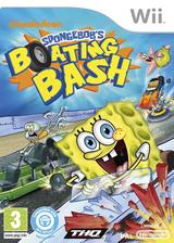 SpongeBob's Boating Bash Wii cover (SBVS78)