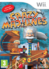 Crazy Machines Wii cover (SCZPFR)
