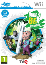 Dood's Big Adventure Wii cover (SDLP78)