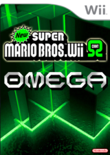 New Super Mario Bros. Wii 8 Omega CUSTOM cover (SEOP01)