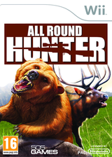 All Round Hunter Wii cover (SFSPGT)