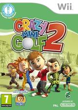 Crazy Mini Golf 2 Wii cover (SG2PUG)