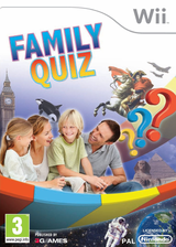 Family Quiz Wii cover (SG5PSV)