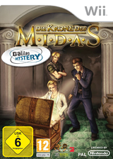 Galileo Mystery: The Crown of Midas Wii cover (SGJDSV)