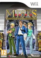 The Crown of Midas Wii cover (SGJPSV)