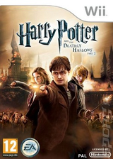 Harry Potter and the Deathly Hallows - Part 2 Wii cover (SH5P69)