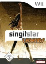SingItStar Legends CUSTOM cover (SISLOH)