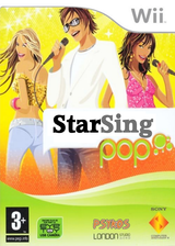 StarSing:Pop v1.1 CUSTOM cover (SISPOP)