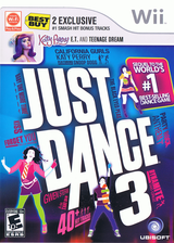 Just Dance 3: Best Buy Exclusive Edition Wii cover (SJDY41)