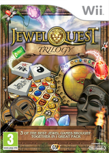 Jewel Quest Trilogy Wii cover (SJQPGR)