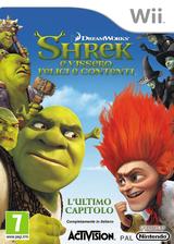 Shrek Forever After Wii cover (SK4I52)