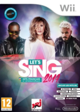 Let's Sing 2019:Hits Français et Internationaux Wii cover (SL5FKM)