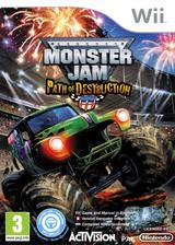 Monster Jam:Path of Destruction Wii cover (SMJP52)