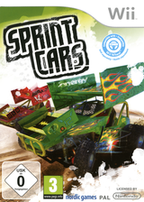 Sprint Cars Wii cover (SN8PNG)