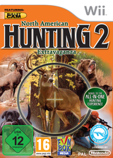 North American Hunting 2: Extravaganza Wii cover (SNEPXT)