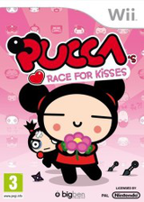 Pucca's Race for Kisses Wii cover (SP9PJW)