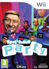 Spellbound Party Wii cover (SPBPGT)
