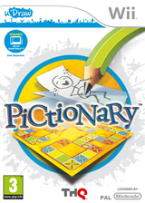 Pictionary Wii cover (STAU78)