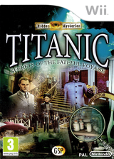Hidden Mysteries Titanic:Secrets of the Fateful Voyage Wii cover (STTPGR)
