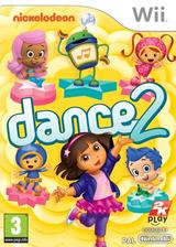 Nickelodeon Dance 2 Wii cover (SU2P54)