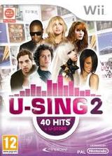 U-Sing 2 Wii cover (SU3PMR)