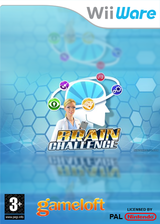 Brain Challenge WiiWare cover (W2CP)