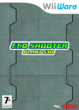 Eco-Shooter: Plant 530 WiiWare cover (W6BP)
