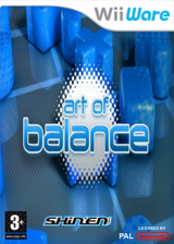 Art of Balance WiiWare cover (WABP)