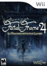 Fatal Frame 4: Mask of the Lunar Eclipse CUSTOM cover (WFFF4I)