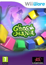 Ghost Mania WiiWare cover (WGAP)