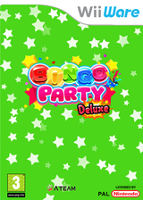 Bingo Party Deluxe WiiWare cover (WLCP)