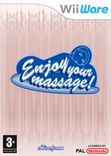 Enjoy your massage! WiiWare cover (WMSP)