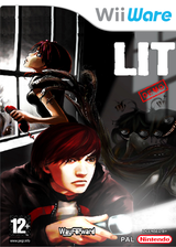 Lit (Demo) WiiWare cover (XH7P)