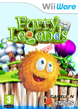 Furry Legends (Demo) WiiWare cover (XHRP)