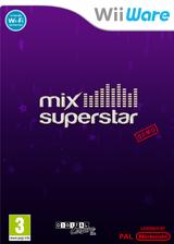 Mix Superstar Demo WiiWare cover (XIVP)