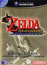 The Legend of Zelda: Ocarina of Time / Master Quest GameCube cover (D43P01)